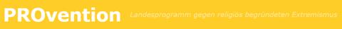 PROvention - Logo